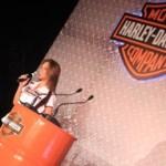 Paula Malai_Harley-Davidson Official Opening Asia Pacific